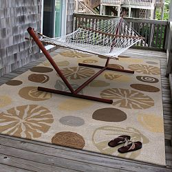 Barnegat Bay Sand Outdoor Rug