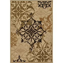 Gatesby Sand Ivory Outdoor Rug