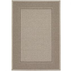 Astoria Cocoa and Beige Outdoor Rug