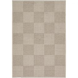 Concord Cream and Cocao Outdoor Rug