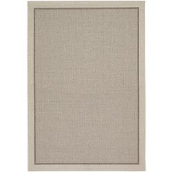 Freeport Beige and Cocoa Outdoor Rug