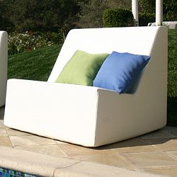 Modular Seating with the Check Patio Chair