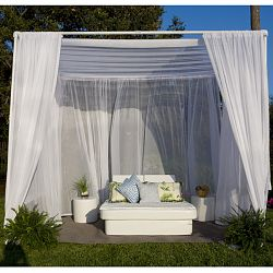 8' x 8' Spa Suite of Outdoor Furniture
