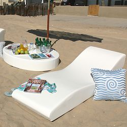 Low Profile Surf Chaise