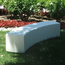 Arc Curved Bench
