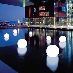 Moonlight Floating Outdoor Patio Light