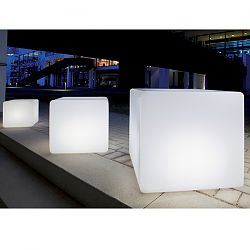 Moonlight - Prismatek Illuminated Cube Stools or Tables