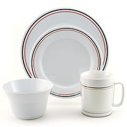 4th of July Pattern Outdoor Dinnerware