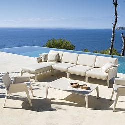 The ''U'' Outdoor Sectional Collection