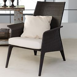 The ''U'' High Back Lounge Chair