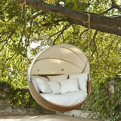 Armadillo Outdoor Swing