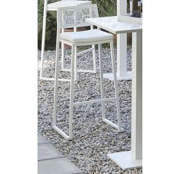 Stainless Steel Bar Table and Stool