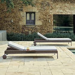 Weave Chaise Lounge