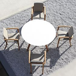 Zidiz Round Dining Table and Chairs