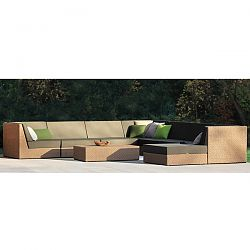 Royal Botania Abondo Sectional Seating
