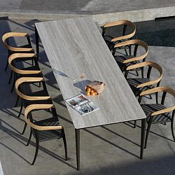 Jive Dining Chair and Unite Table