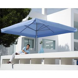 Luxurious Caravita Primus Rectangular Umbrella