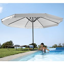 Samara Round Valance Patio Umbrella