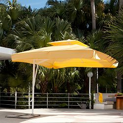 Belvedere Umbrella with Roof Vent
