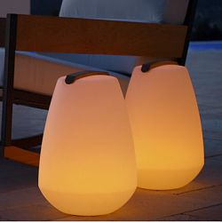 The Vessel Rechargeable Outdoor Light
