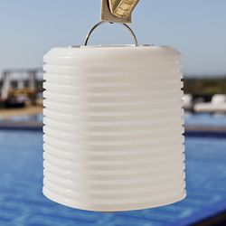 Rechargeable Outdoor Lantern