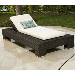 Home Infatuation Resort Collection Contemporary Chaise