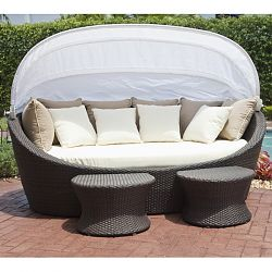 Home Infatuation Coastal Collection Contemporary Daybed