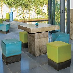 Ceramic Garden Furniture