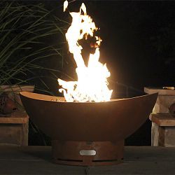 Scallops Fire Pit