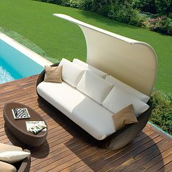 St. Tropez Sofa and Lounge Chair