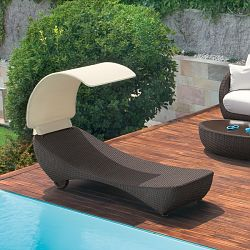 Roberti St. Tropez Chaise Lounge