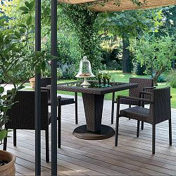 Roberti St. Tropez Square Dining Table and Chairs