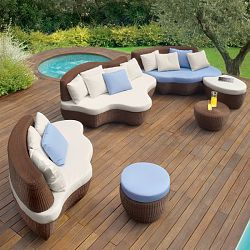 Les Iles Sectional Seating