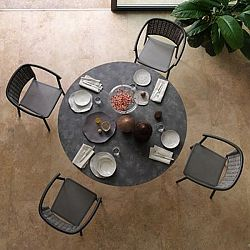 Lipari Dining Table and Chairs