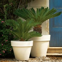 Serralunga Bordato Indoor-Outdoor Planter