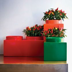 Serralunga Nello Stacking Planters