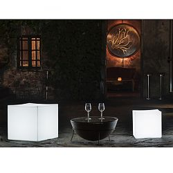Serralunga Lighted Lounge Cube