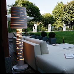 Serralunga Lady Jane Floor Lamp by Designer Marc Sadler