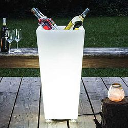 Serralunga Kabin Lighted Planter