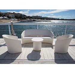 Serralunga Pinebeach Outdoor Sofa and Chair Collection