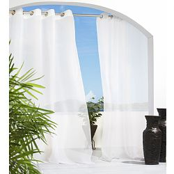 Escape Voile Outdoor Curtain