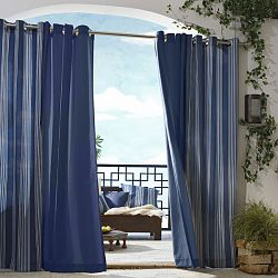 Outdoor Curtains Patio Outside Drapes Sheer