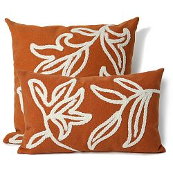 Windsor Orange Outdoor Pillow