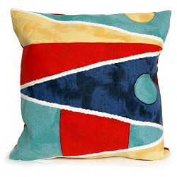 Flags Multi Outdoor Pillow