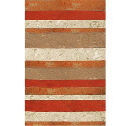 Stripe Red Rug
