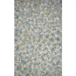 Swirls Seascape Rug