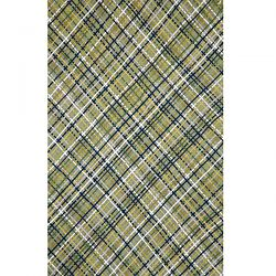 Mad Plaid Heather Rug