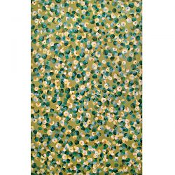 Pansy Lime Outdoor Rug
