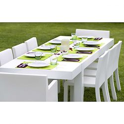 Jut Outdoor Dining Table