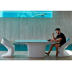 UFO Dining Table and Chair